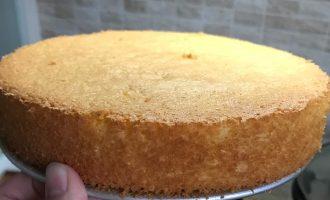 蛋糕胚子-做生日蛋糕的方法!