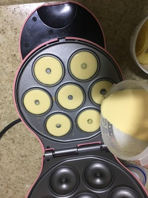 炼乳小蛋糕的做法 步骤2