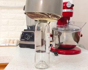 黑米粉大理石蒸蛋糕(超详尽)的做法 步骤14