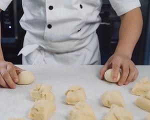 象形红薯面包的做法 步骤13