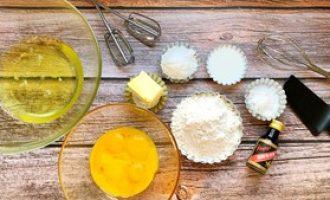 六寸戚风蛋糕 小白版-烘焙食谱