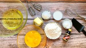 六寸戚风蛋糕 小白版的做法 步骤1