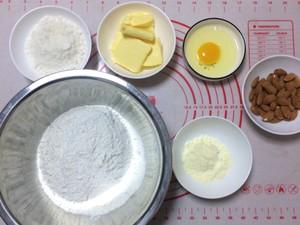 抱杏仁的呆萌小光头饼干 | 烘焙新手入门篇的做法 步骤1