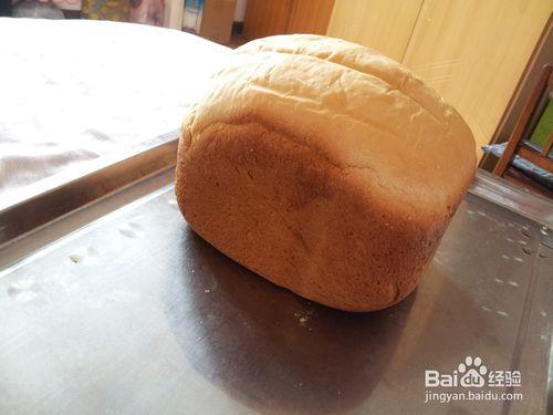 自己在家怎么做面包