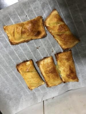 吐司菠萝派步骤的做法 步骤8