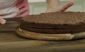 【德式烘焙】维也纳风情  萨赫蛋糕——Sachertorte的做法 步骤10