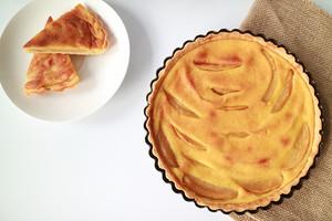 法式焦糖苹果派的做法 步骤11