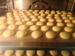 杏元饼干——船长家高比克风炉版的做法 步骤8