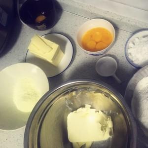 奶酪芝士饼干的做法 步骤1