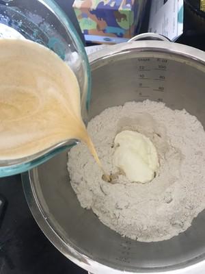 复活节十字面包hot x buns的做法 步骤3