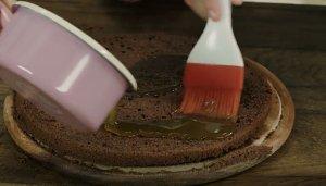 【德式烘焙】维也纳风情  萨赫蛋糕——Sachertorte的做法 步骤11