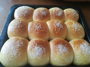 牛奶小面包的做法 步骤3