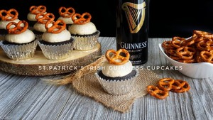 Guinness 巧克力纸杯蛋糕的做法 步骤13