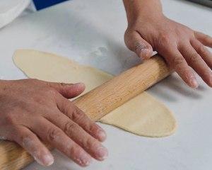 象形红薯面包的做法 步骤15