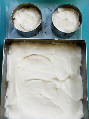 樱花芝士蛋糕的做法 步骤7