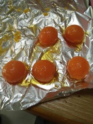 蛋黄酥制作方法