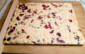 蔓越莓花生牛轧糖的做法 步骤4