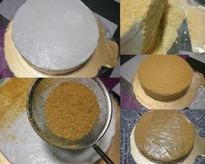 俄罗斯提拉米苏蜂蜜千层蛋糕(原味)的做法 步骤13