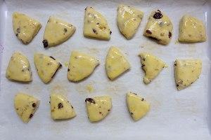 美善品食谱-蔓越莓坚果司康饼的做法 步骤9