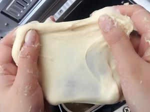 百分百中种牛奶吐司的做法 步骤3