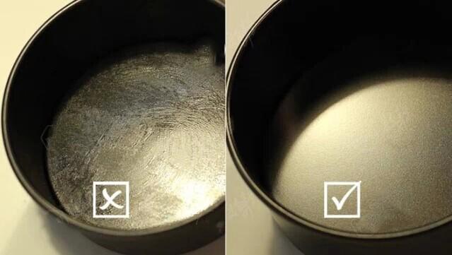 做戚风蛋糕为什么会回缩和凹陷严重?真相居然是这个!