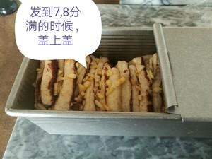 苹果肉桂手撕面包的做法 步骤7