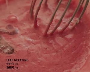 (cooking tree)草莓芝士蛋糕的做法 步骤15