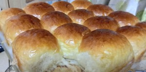 奶油小排面包的做法 步骤6