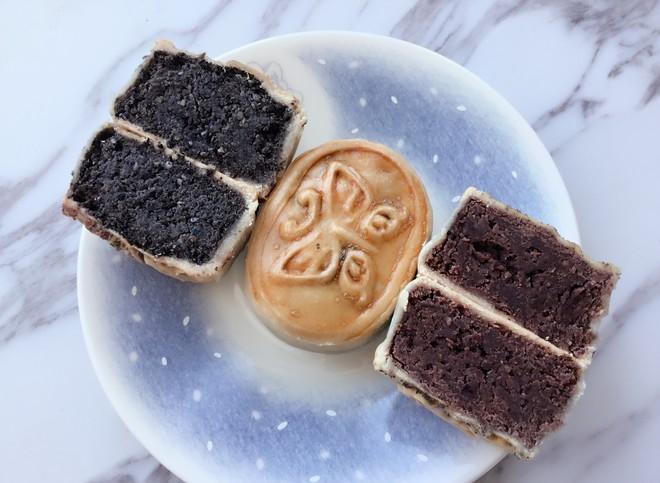 仙豆糕一烤箱版的做法