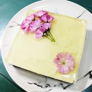 樱花芝士蛋糕的做法 步骤8