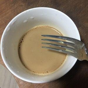 无油无糖摩卡香蕉马芬的做法 步骤4