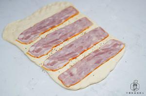 不用出膜一样好吃:免揉面包的做法 步骤10