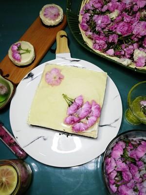樱花芝士蛋糕的做法 步骤9