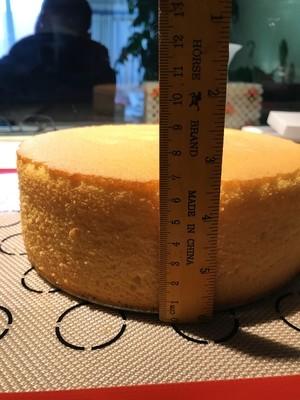 戚风蛋糕制作方法