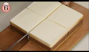 豆腐巧克力慕斯的做法 步骤26