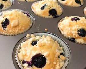 大船长高比克风炉食谱·蓝莓马芬蛋糕的做法 步骤18