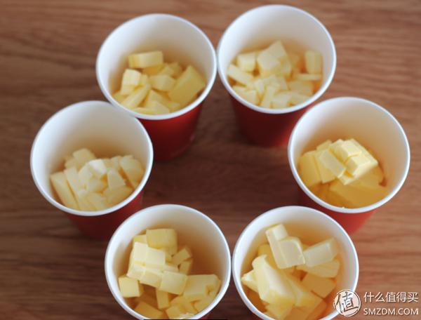 吃货就是力量!6款黄油实战测评