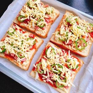 吐司披萨🍕的做法 步骤1