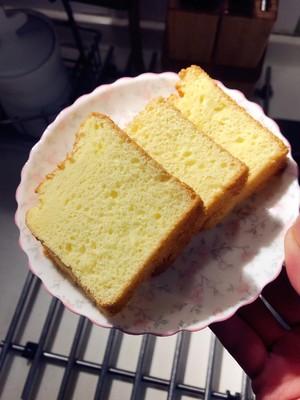 堂妈的酸奶戚风蛋糕的做法 步骤36