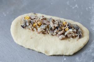 浓香金枪鱼面包的做法 步骤9
