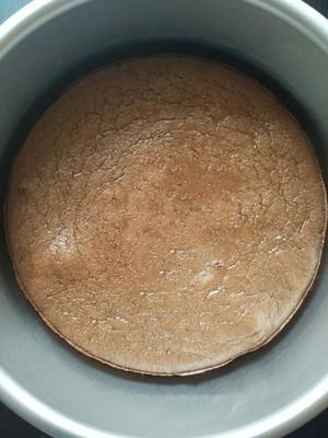 【健康甜品】无麸质黑巧荞麦蛋糕的做法 步骤6