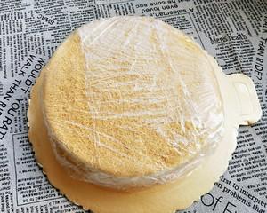 俄罗斯提拉米苏蜂蜜千层蛋糕(原味)的做法 步骤14