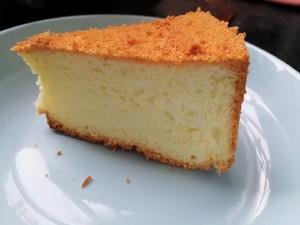 八寸戚风蛋糕的做法 步骤4