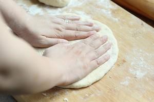 ?全麦蔬菜披萨的做法 步骤2