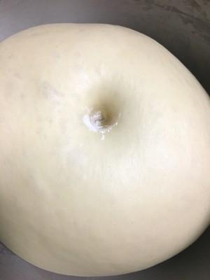淡奶油肉松小餐包的做法 步骤3