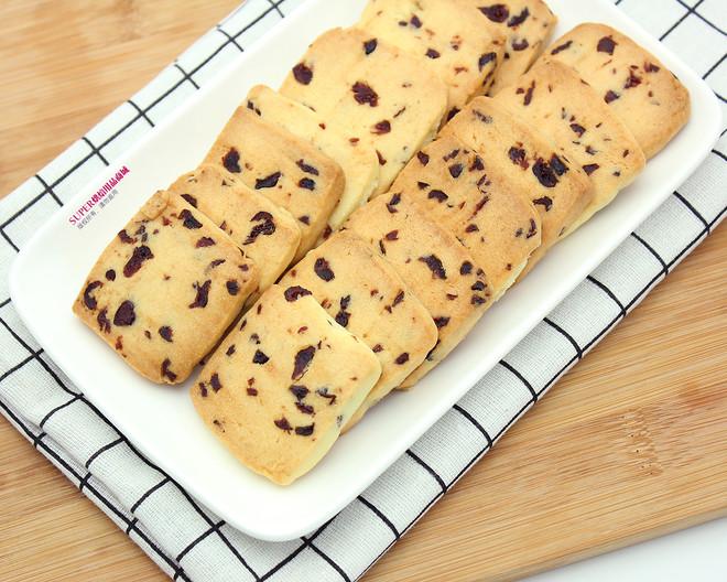 【SUPER烘焙坊】蔓越莓饼干的做法