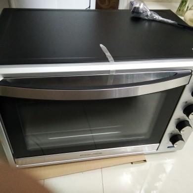 卡士电烤箱怎么样?卡士Couss CO-6001电烤箱好不好用??烤箱怎么样?