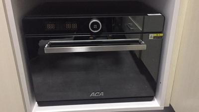 aca电烤箱哪款好?ACA/北美电器ATO-EFS32A嵌入式蒸烤箱蒸的怎么样?