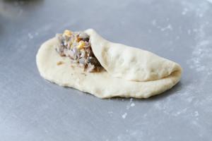 浓香金枪鱼面包的做法 步骤10