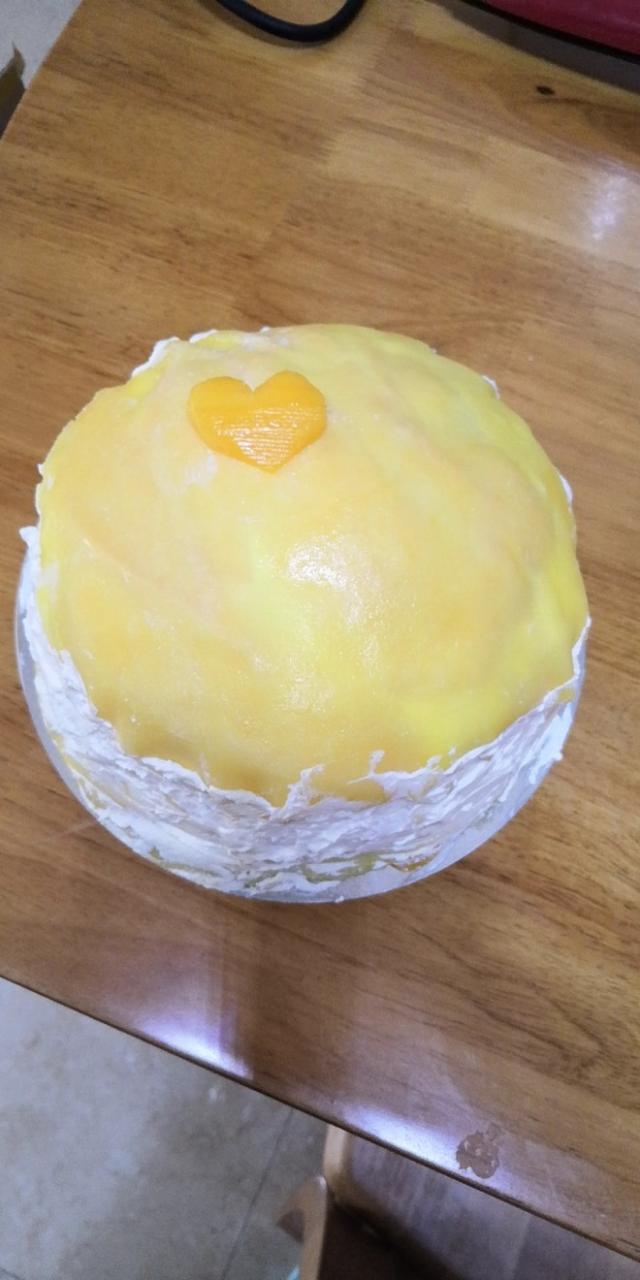 芒果千层蛋糕制作方法